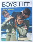 Boys Life Magazine April 1973 Elusive Yellowtails