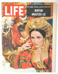 Life Magazine February 24, 1967 Burton Analyzes Liz