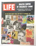 Life Magazine-September 1, 1967-Expendable Art