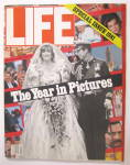 Click to view larger image of Life Magazine January 1982 The Year In Pictures  (Image1)