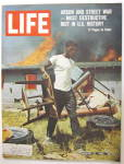Life Magazine August 27, 1965 Riot In History