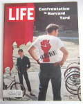 Click to view larger image of Life Magazine April 25, 1969 Harvard Yard (Image2)