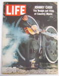 Life Magazine November 21, 1969 Johnny Cash