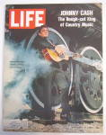 Click to view larger image of Life Magazine November 21, 1969 Johnny Cash  (Image2)