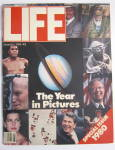 Click to view larger image of Life  Magazine January 1981 The Year In Pictures (Image1)