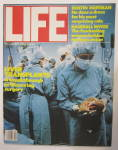 Life Magazine September 1982 Liver Transplants