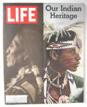 Click to view larger image of Life  Magazine July 2, 1971 Our Indian Heritage  (Image2)