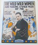 Click here to enlarge image and see more about item 23587: 1917 The Wild Wild Women