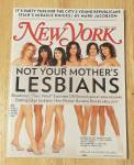 Click to view larger image of New Yorker Magazine January 12, 2004 Lesbians (Image1)