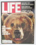 Life Magazine-August 1984-Grizzly Bears