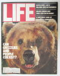 Click to view larger image of Life Magazine-August 1984-Grizzly Bears (Image2)