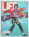 Click to view larger image of Life Magazine-September 1984-Michael Jackson (Image2)