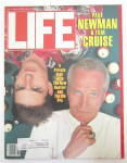 Click to view larger image of Life Magazine-November 1986-Newman & Cruise (Image1)