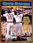 Sports Illustrated Magazine-October 20, 1986-Playoffs