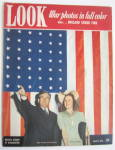 Click to view larger image of Look Magazine April 8, 1941 Deanna Durbin In Washington (Image2)