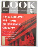 Click to view larger image of Look Magazine April 3, 1956 South vs. Supreme Court  (Image2)