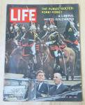 Click to view larger image of Life Magazine June 9, 1961 Kennedy In Paris (Image1)