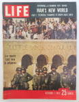 Life Magazine October 7, 1957 US Troops In Arkansas
