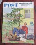 Saturday Evening Post April 12, 1958 Hornblower's