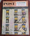 Saturday Evening Post April 19, 1958 Stan Musial