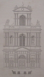 Click to view larger image of Eglise De St. Gervais Et St Protais A Paris (Image1)