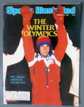 Click to view larger image of Sports Illustrated Magazine-February 25, 1980-E. Heiden (Image1)