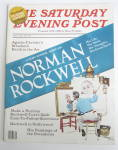 Click to view larger image of Saturday Evening Post January-February 1978 N. Rockwell (Image1)
