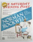 Click to view larger image of Saturday Evening Post January-February 1978 N. Rockwell (Image2)