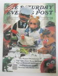 Saturday Evening Post November 1979 The Muppets