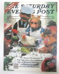 Click to view larger image of Saturday Evening Post November 1979 The Muppets (Image2)