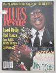 Click here to enlarge image and see more about item 23848: Blues Revue Magazine Fall 1994 Jimmy Rogers