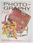 Click here to enlarge image and see more about item 23869: Popular Photography Magazine September 1964 Films