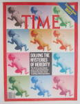Time Magazine March 20, 1989 Mysteries Of Heredity
