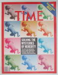 Click to view larger image of Time Magazine March 20, 1989 Mysteries Of Heredity  (Image2)