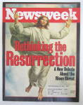 Newsweek Magazine April 8, 1996 Resurrection