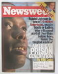 Click to view larger image of Newsweek Magazine November 13, 2000 America's Prisons (Image2)