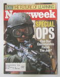Click to view larger image of Newsweek Magazine October 29, 2001 Special OPS (Image1)