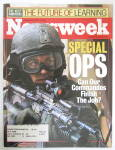 Click to view larger image of Newsweek Magazine October 29, 2001 Special OPS (Image2)
