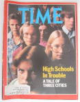 Click to view larger image of Time Magazine-November 14, 1977-High Schools (Image2)