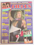 Click here to enlarge image and see more about item 24081: Circus Magazine February 28, 1983 Van Halen