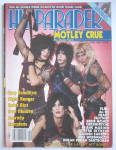 Click here to enlarge image and see more about item 24085: Hit Parader Magazine June 1984 Motley Crue