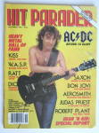 Click here to enlarge image and see more about item 24086: Hit Parader Magazine November 1985 Motley Crue