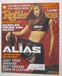 Click to view larger image of Rolling Stone February 14, 2002 Jennifer Garner  (Image1)