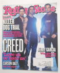 Click to view larger image of Rolling Stone February 28, 2002 Creed (Image2)