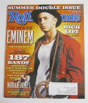 Click to view larger image of Rolling Stone July 4-11, 2002 Eminem  (Image1)