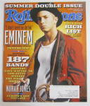 Click to view larger image of Rolling Stone July 4-11, 2002 Eminem  (Image2)