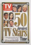 TV Guide December 14-20, 1996 50 Greatest TV Stars