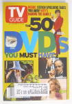 TV Guide November 30-December 6, 2002 50 DVDS