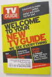 TV Guide September 20-26, 2003 New TV Guide