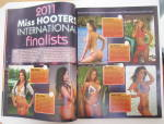 Click to view larger image of Hooters Magazine July-August 2011 (Image5)
